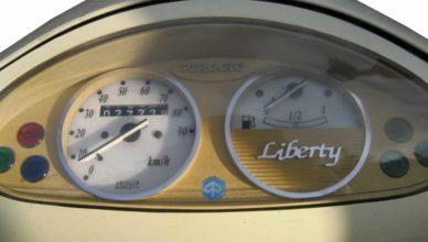 Piaggio Liberty 50
