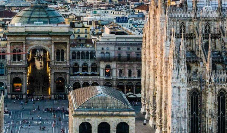 i maggiori monumenti di Milano