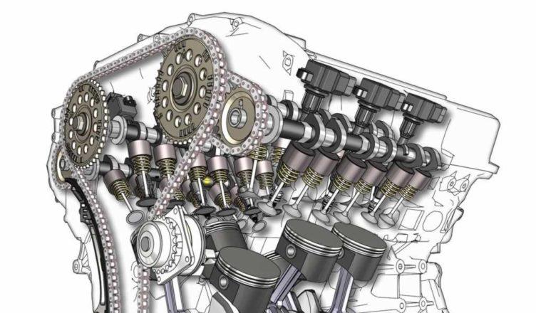 Motore 4 T