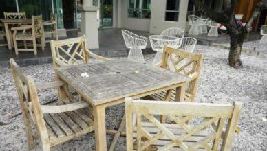 materiali sedie da giardino